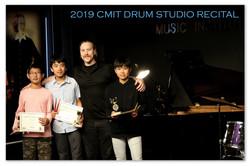 2019 CMIT DRUM STUDIO RECITAL