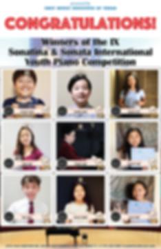 2020 IX Sonatina & Sonata International