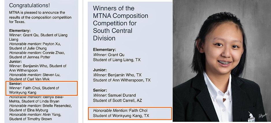 Faith Choi - Composition Winner 2019 ver