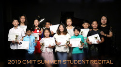 2019 CMIT SUMMER STUDENT RECITAL 05-19-2