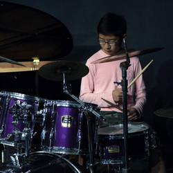 Chris Simms - drum teacher 3