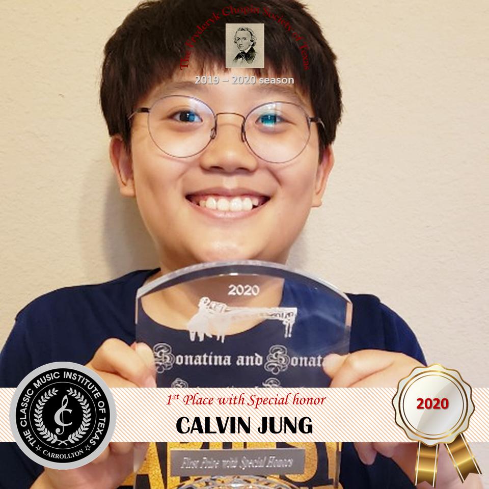 CALVIN JUNG