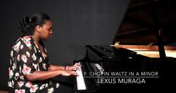 F. Chopin Waltz in A minor - Lexus Muraga.jpg