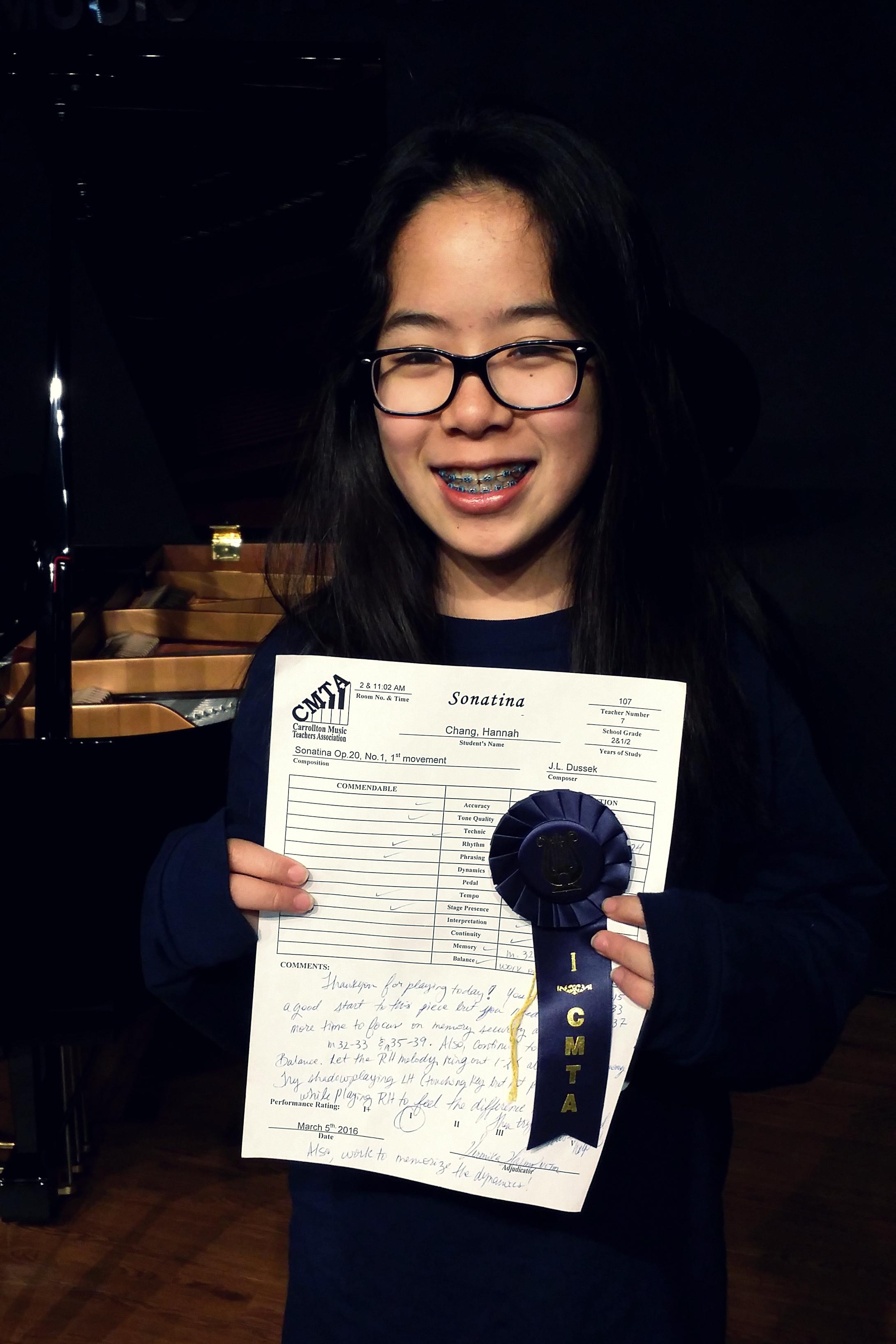 Hannah Chang