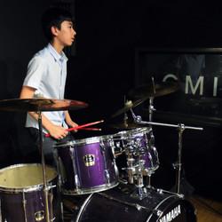Chris Simms - drum teacher 4