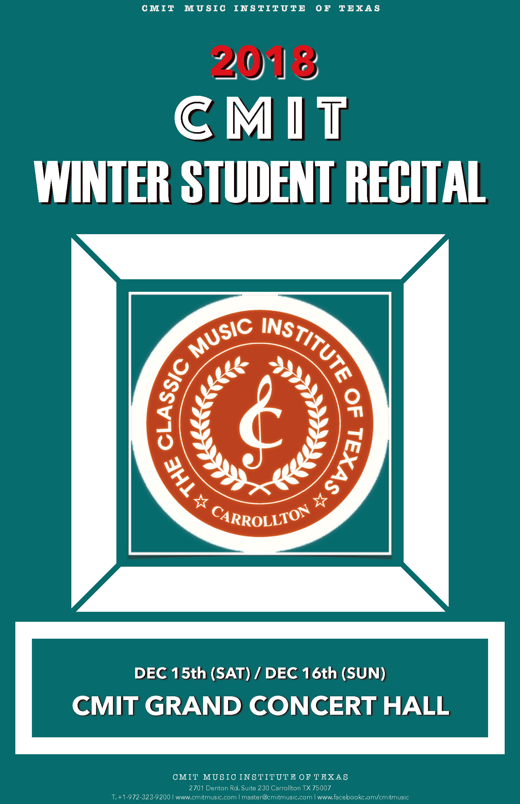 2018 CMIT WINTER RECITAL POSTER 1
