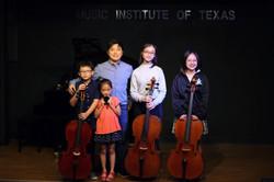 Cello Master Recital 100417s