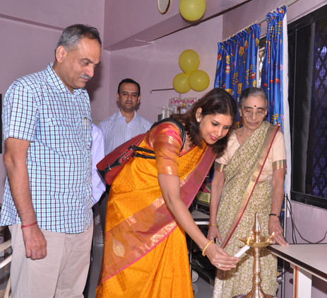 Bharatiya Traditional Diya Lighting Ceremony