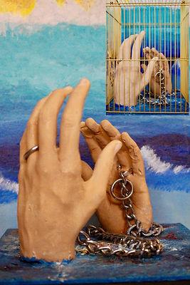 Caged(uma.kamat)2017(Installation).jpg