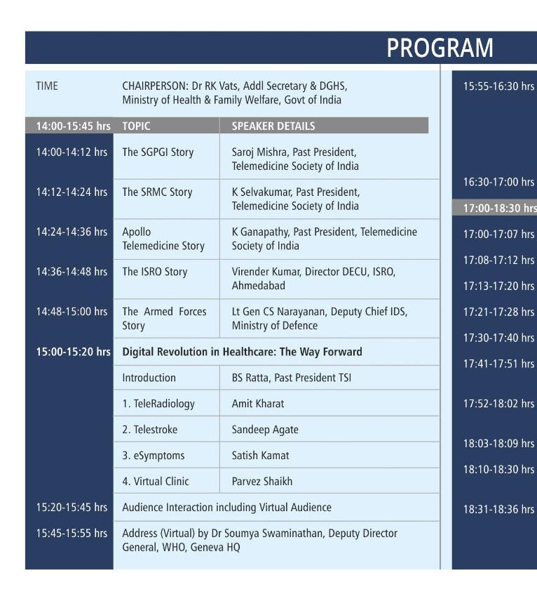 TMD-Program