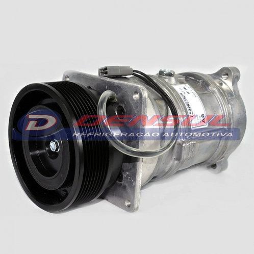 Compressor Frigider A6 8PK 122mm 24v (imp) (5025 C A) KingAir 190
