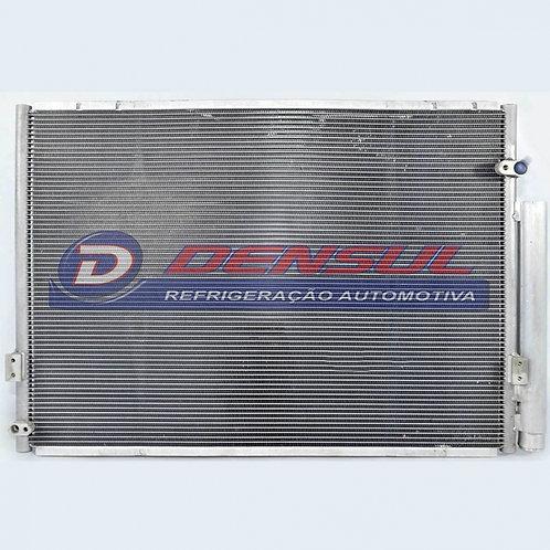 Condensador Toyota Hilux SRV 06> Gasolina Saída Oposta