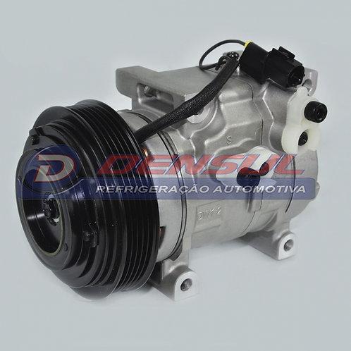 Compressor Hyundai HB20 1.0 5pk 12v
