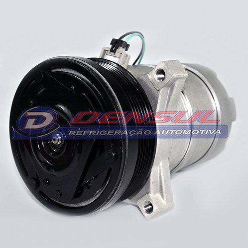 Compressor GM Silverado / GMC Polia 6pk