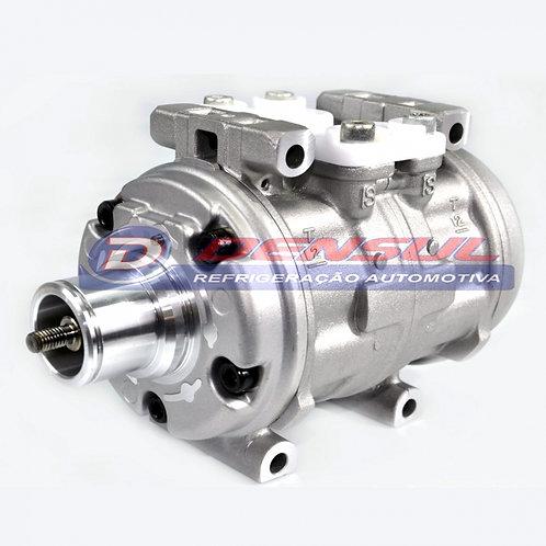 Compressor 10P15 S/ Conjunto Embreagem Passante F350 / Mercedes