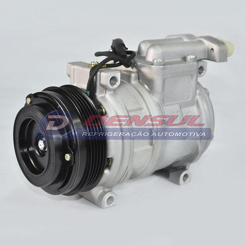 Compressor 10PA17C Iveco Stralis Eurostar Polia 4PK 24v