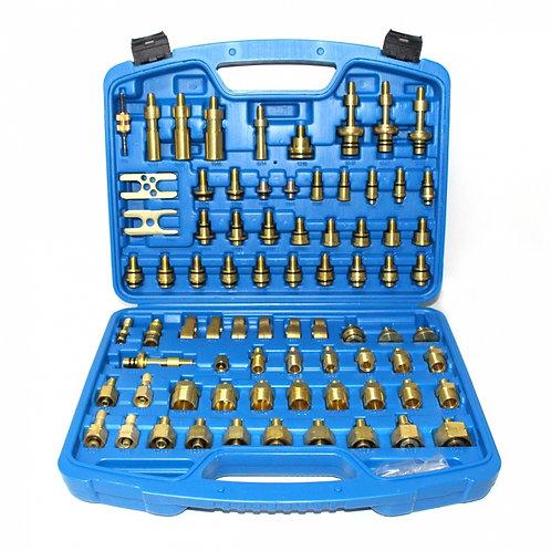 Dispositivo de Vazamento 76 peças (azul)