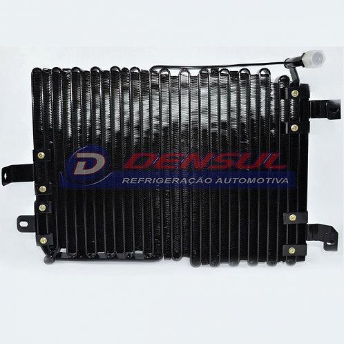 Condensador VW Gol/Saveiro/Parati G3/G4 99/08