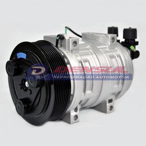Compressor TM21 polia 8pk 24v Caterpillar