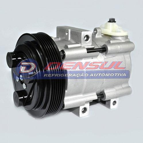 Compressor FX15 Ford F250 6PK (3Fix Passant) Polia 140mm