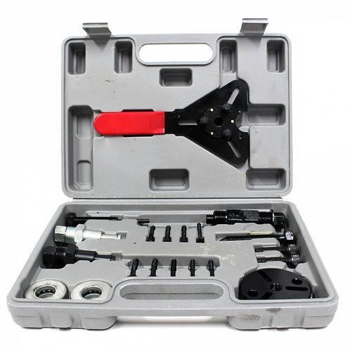 Kit ferramentas Saca Cubo 16 Peças