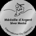 Médaille_Argent_Concours_Internat_du_Gam