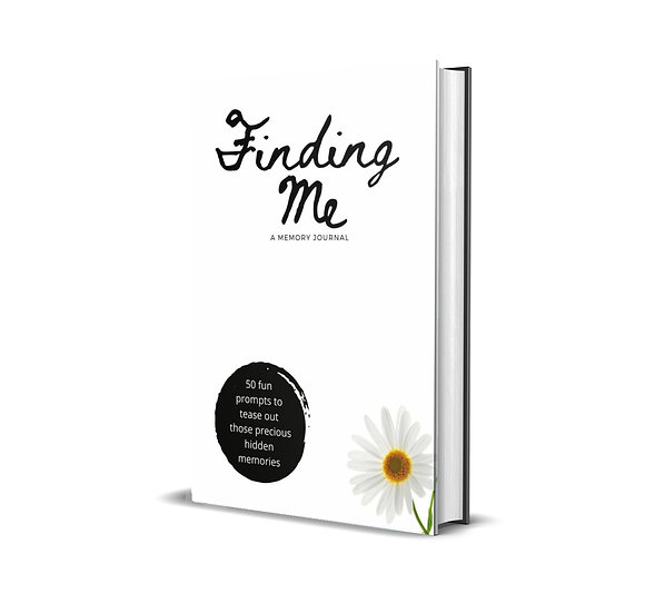 Finding Me -- A memory journal
