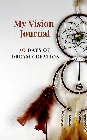 My Vision Journal - Second Edition