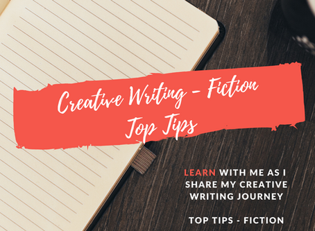 Creative Writing - 10 hot tips to create the perfect fiction prose!