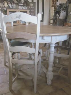Décor Table et Chaise
