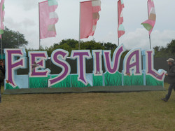 Festival sound hire