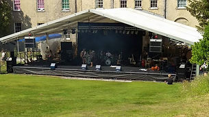 Sound Hire Sussex, Seaford college, Lighting hire Chichester.