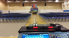 Sussex line array hire, radio microphone hire Sussex.