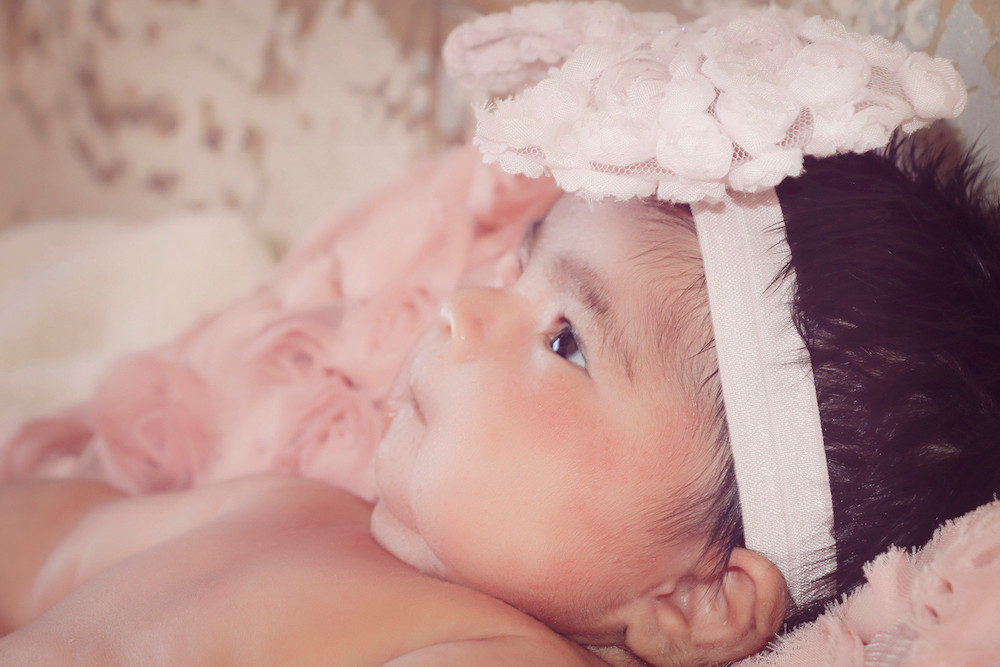"""""""Babies are bits of stardust, blown from the hand of God"""""""