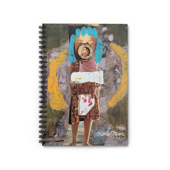 I'm a F***ing Woman Spiral Notebook - Ruled Line