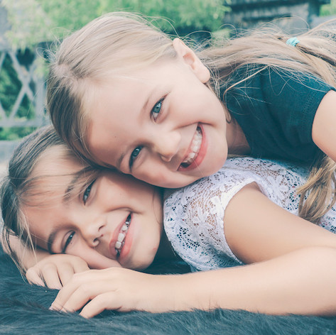 """Sometimes being a sister is better than being a princess"""