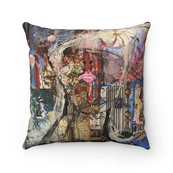 Quarantine Beauty Dreams of Chagall  Pillow Case