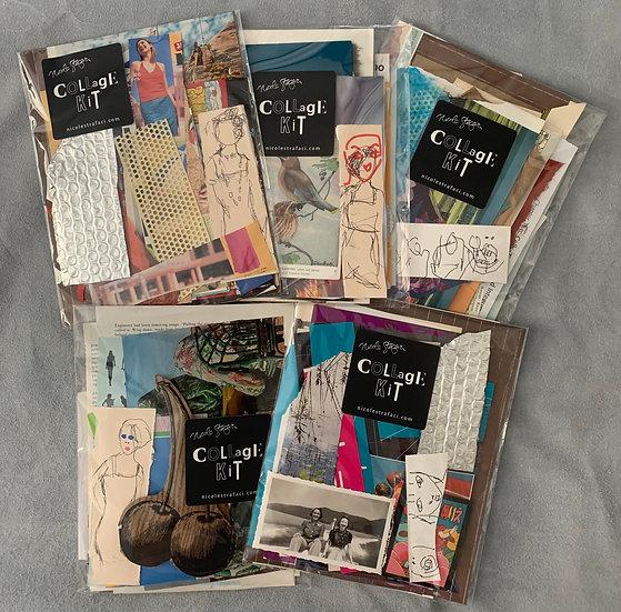 Paper Collage Kit
