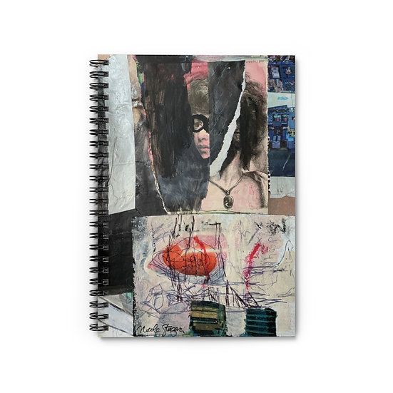 F*** YOU I LOVE YOU Spiral Notebook - Ruled Line
