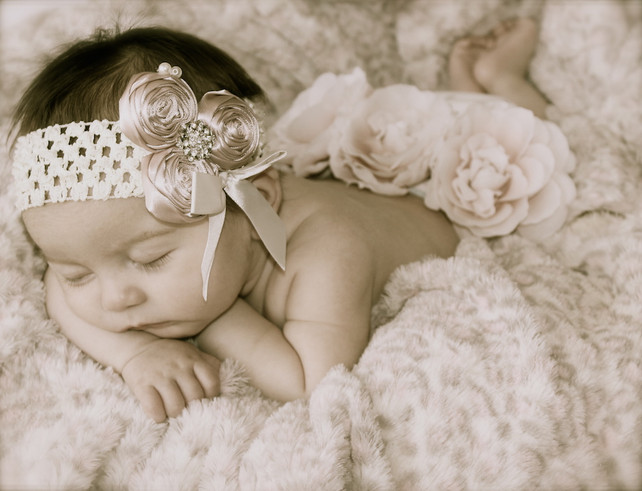 """""""A baby is a blessing, a gift from above, to cherish and to love"""""""