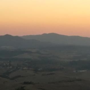 Volterra Afternoon. 10-18