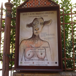 Art in Volterra