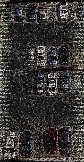 Parking lot 2012