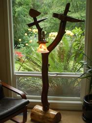 Betty's Lamp 2013