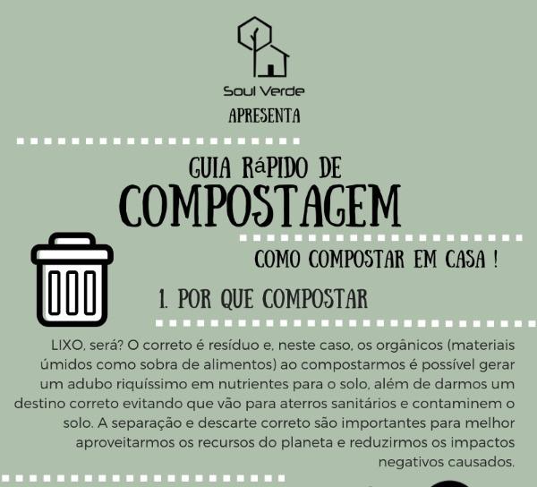 Guia rápido de compostagem