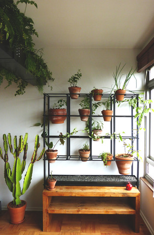 Plantscaping Apartamento SP_ Horta Vertical