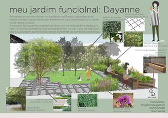 Projeto de Jardim Funcional