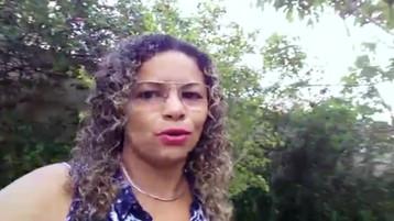 Gessonilda, participante da turma 01, conta da sua experiência