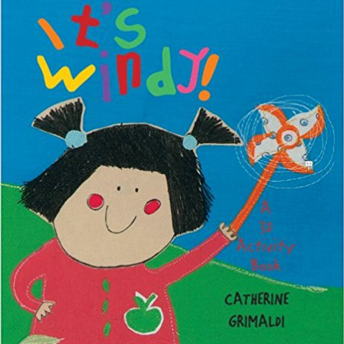 Its Windy pop up book