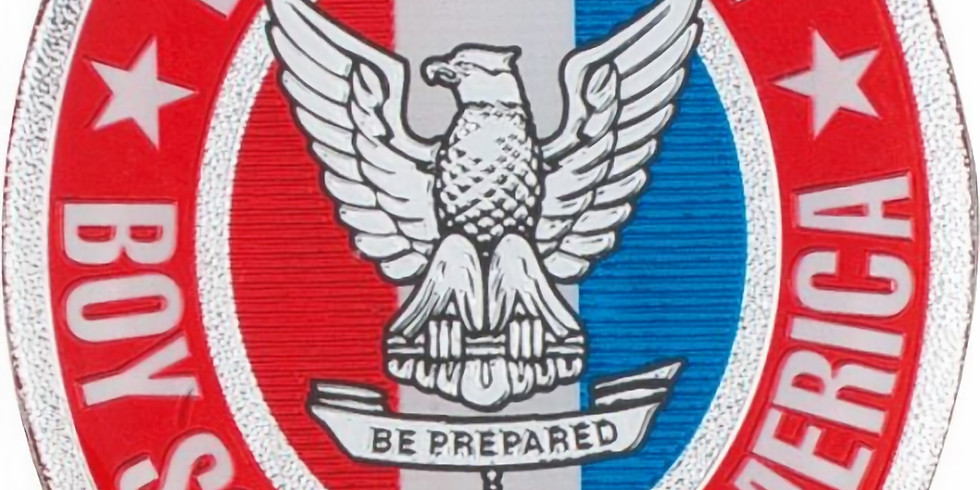 Eagle Scout Ceremony (Invitation-Only)